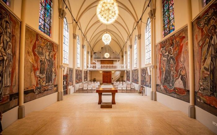Interieur Kapel