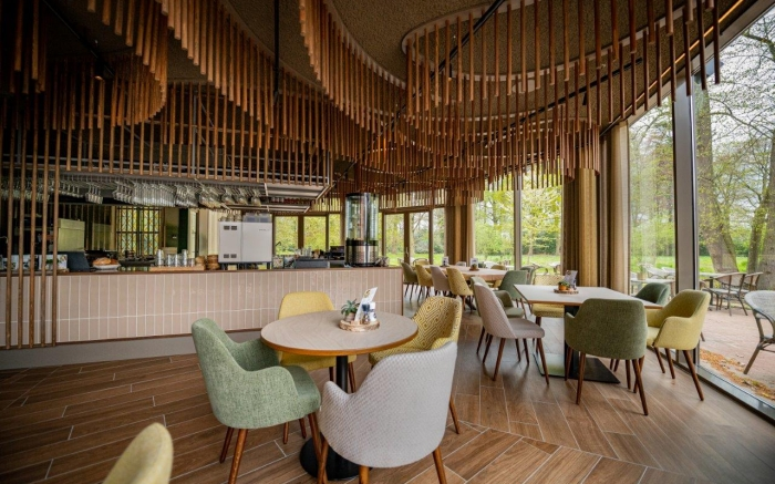 Interieur Brasserie Montfort